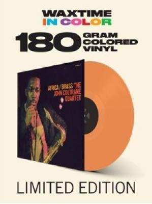 Coltrane, John - Africa/Brass (Orange Vinyl) (LP)