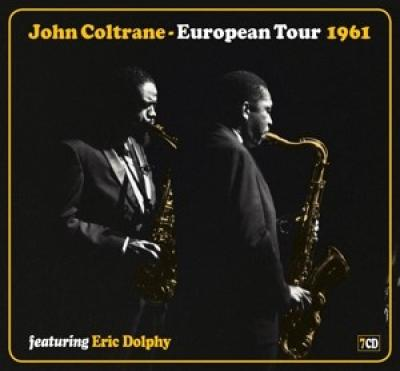 Coltrane, John - European Tour 1961 (7CD)