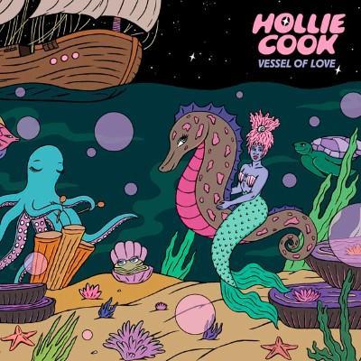 Cook, Hollie - Vessel of Love (Pink Vinyl) (LP)