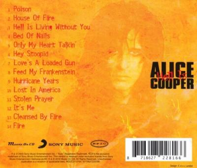 Cooper, Alice - Hell is