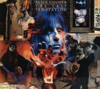 Cooper, Alice - Last Temptation (Coloured Vinyl) (LP)