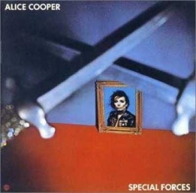 Cooper, Alice - Special Forces (LP)