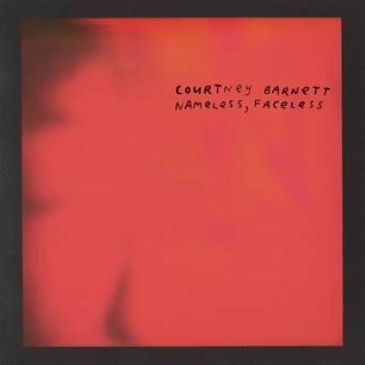 """Courtney Barnett - Nameless Faceless (Limited Edition) (7"""")"""
