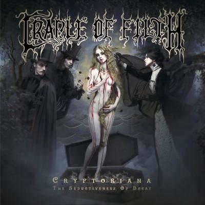 Cradle of Filth - Cryptoriana (The Seductiveness of Decay) (2LP)
