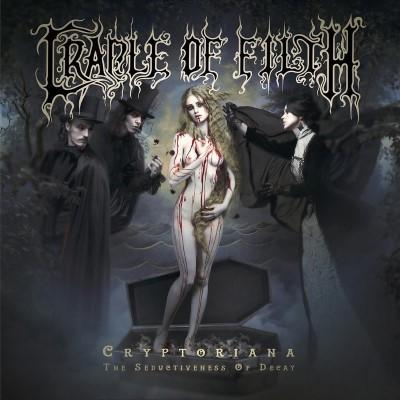 Cradle of Filth - Cryptoriana (The Seductiveness of Decay) (Picture Disc) (2LP)