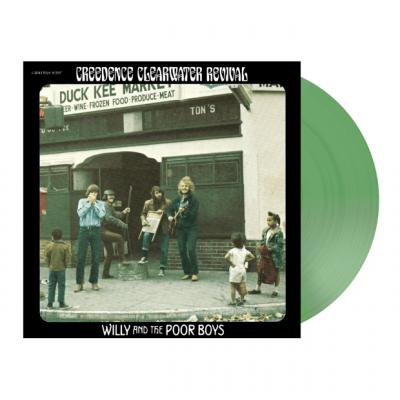 Creedence Clearwater Revival - Willy And The Poor Boys (Mint Green Vinyl) (LP)
