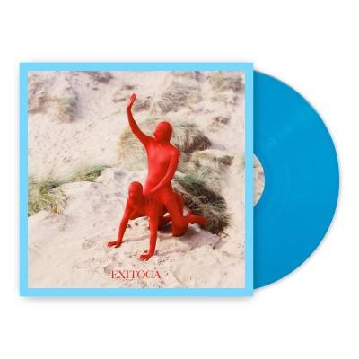 Cristobal and the Sea - Exitoca (Light Blue Vinyl) (LP)