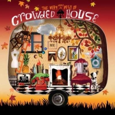 Crowded House - The Very, Very Best Of (cover)