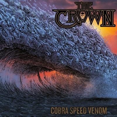 Crown - Cobra Speed Venom (LP)