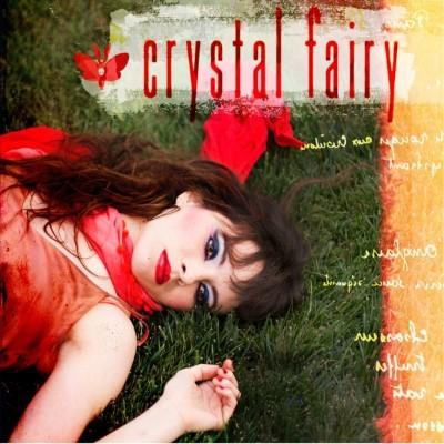 Crystal Fairy - Crystal Fairy (Clear Vinyl) (LP)