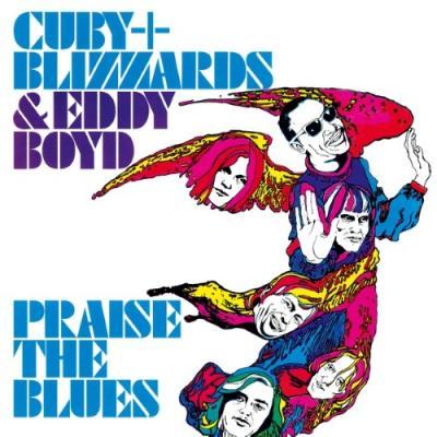 Cuby & Blizzards & Eddy Boyd - Praise the Blues (LP)