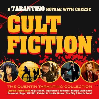 Cult Fiction (The Tarantino Collection) (LP)