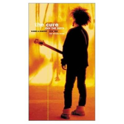 Cure, The - Join The Dots (B-Sides & Rarities) (cover)