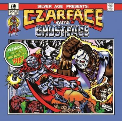 Czarface - Meets Ghostface (LP)