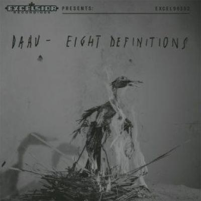 Daau - Eight Definitions (cover)