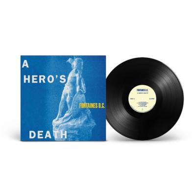 Fontaines D.C. - A Hero's Death (LP)