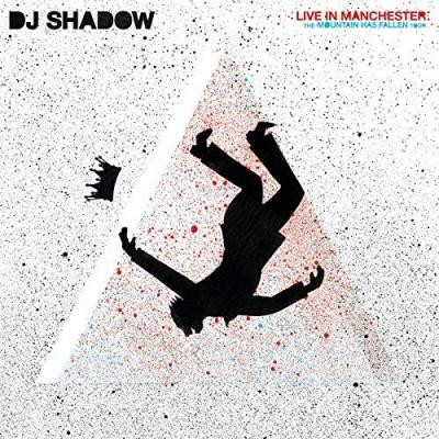 DJ Shadow - Live In Manchester (The Mountain Has Fallen Tour) (2LP)