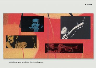Tom Misch & Yussef Dayes - What Kinda Music (Deluxe Vinyl) (2LP)