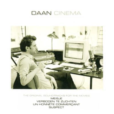 Daan - Cinema (cover)