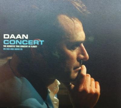 Daan - Concert (CD+DVD) (cover)