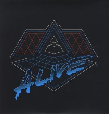 Daft Punk - Alive 2007 (2LP)