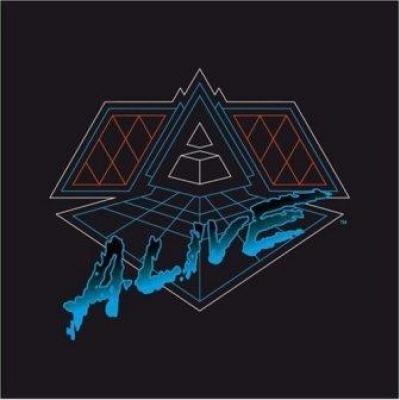 Daft Punk - Alive 2007 (cover)