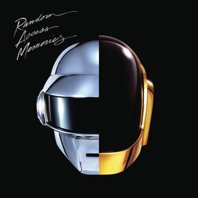 Daft Punk - Random Access Memories (cover)