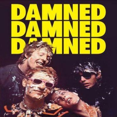 Damned,the - Damned Damned Damned (4CD) (cover)