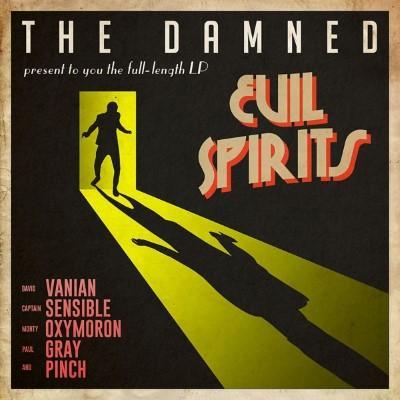 Damned - Evil Spirits (LP)