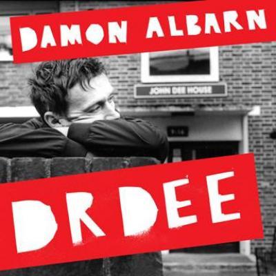 Albarn, Damon - Dr Dee (LP) (cover)