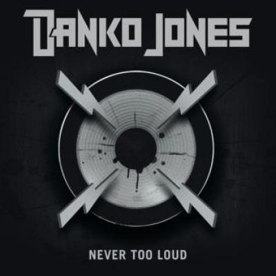 Danko Jones - Never Too Loud (cover)