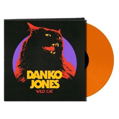 Danko Jones - Wild Cat (Orange Vinyl) (LP)
