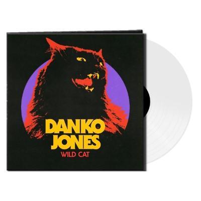 Danko Jones - Wild Cat (White Vinyl) (LP)