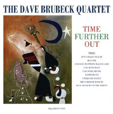 Dave Brubeck Quartet - Time Further Out (Green Vinyl) (LP)