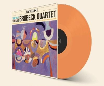 Dave Brubeck Quartet - Time Out (Limited) (Solid Orange Vinyl) (LP)