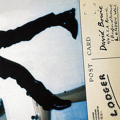 Bowie, David - Lodger (cover)
