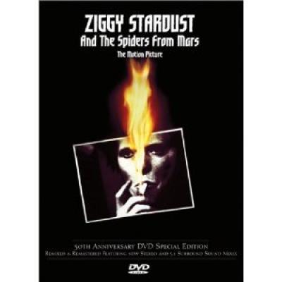 Bowie, David - Ziggy Stardust (DVD) (cover)
