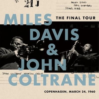 Davis, Miles & John Coltrane - Final Tour (Copenhagen, March 24, 1960) (LP)