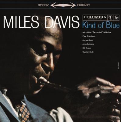 Davis, Miles - Kind Of Blue (LP)