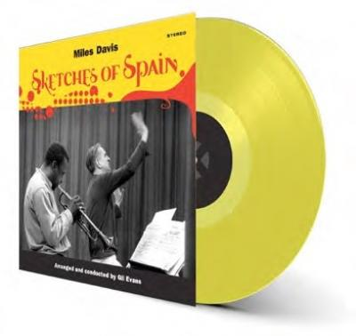 Davis, Miles - Sketches of Spain (Yellow Vinyl) (LP)
