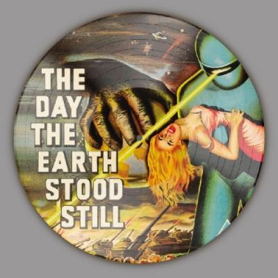 Day the Earth Stood Still (OST) (Picture Disc) (LP)