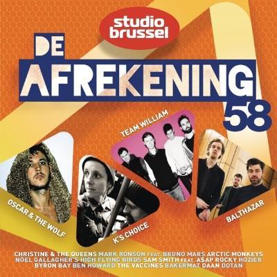 De Afrekening 58 (2CD)
