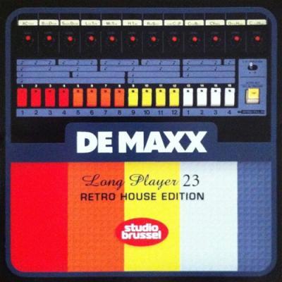 De Maxx - Long Player 23 (cover)