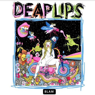 Deap Lips - Deap Lips (White Vinyl) (LP)