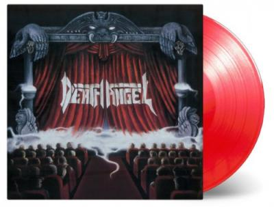 Death Angel - Act III (Transparent Red Vinyl) (LP)