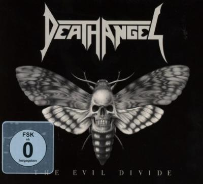 Death Angel - Evil Divide (CD+DVD)