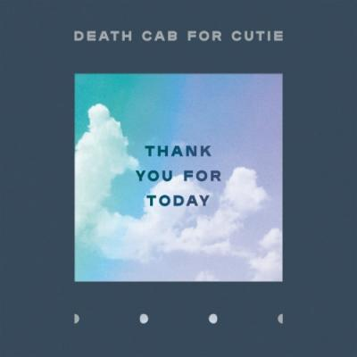Death Cab For Cutie - Thank You For Today (LP+Download)