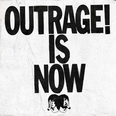 Death From Above - Outrage! is Now (Orange Vinyl) (LP)