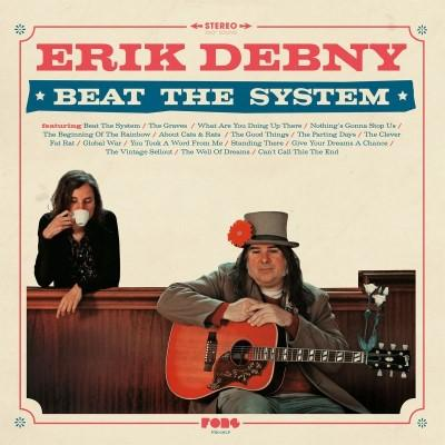 Debny, Erik - Beat the System (LP)