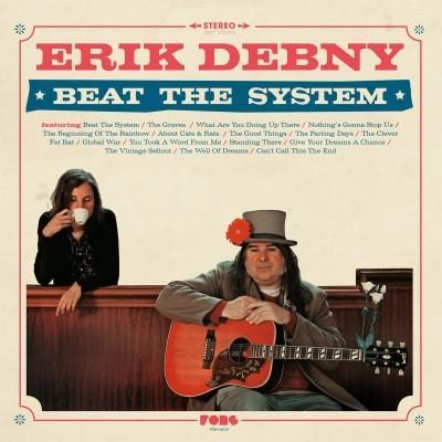 Debny, Erik - Beat the System (LP)